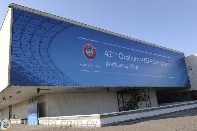 Σήμερα στην Μπρατισλάβα το ετήσιο Κογκρέσο της UEFA