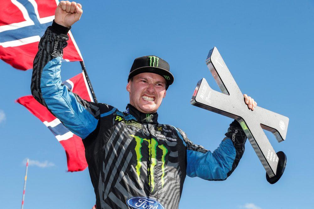 Δεύτερη συνεχόμενη νίκη για τον Bakkerud στο πρωτάθλημα Rallycross
