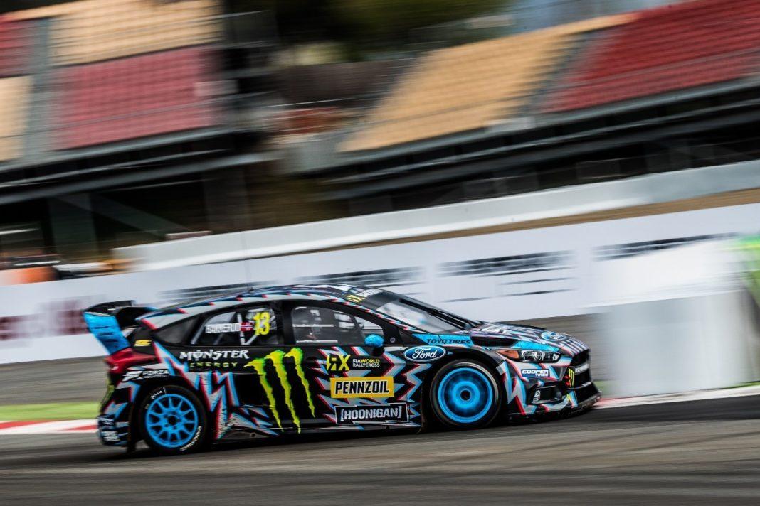 Πρεμιέρα για το Παγκόσμιο πρωτάθλημα Rallycross 2017
