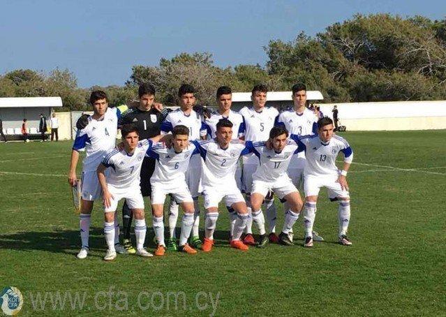Ήττα της Εθνικής Παίδων U15 από την Πολωνία