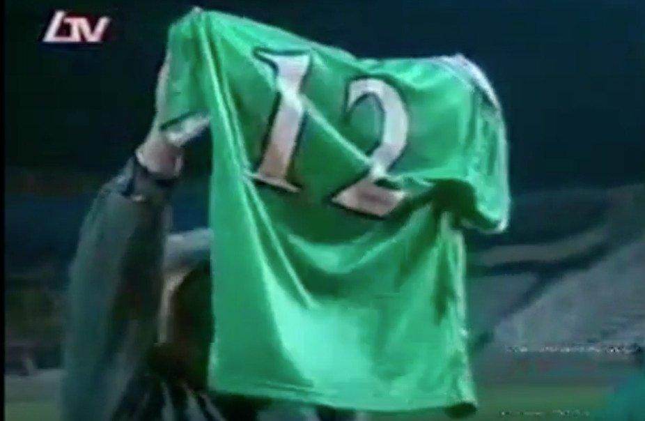 24 Φεβρουαρίου 2001: Η ημέρα του πράσινου λαού!