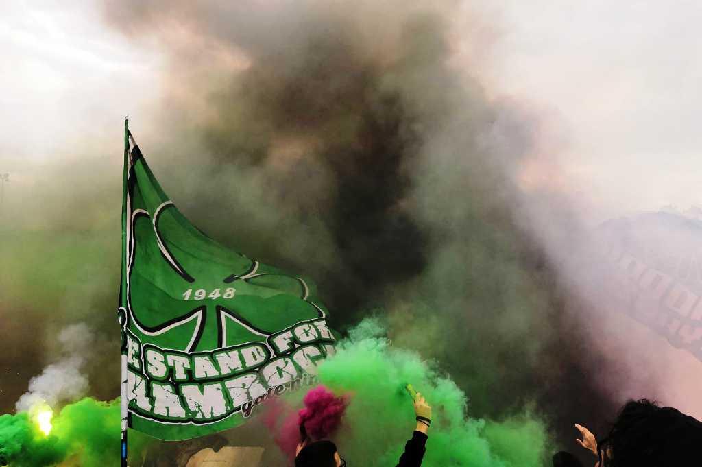 Το εντυπωσιακό βίντεο της Θύρας 9 από τον αγώνα απέναντι στην Πέγεια