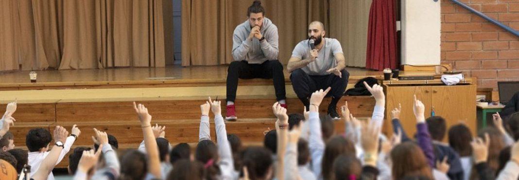 Επίσκεψη ΚΟΚ στο Α' Δημοτικό σχολείο Λατσιών
