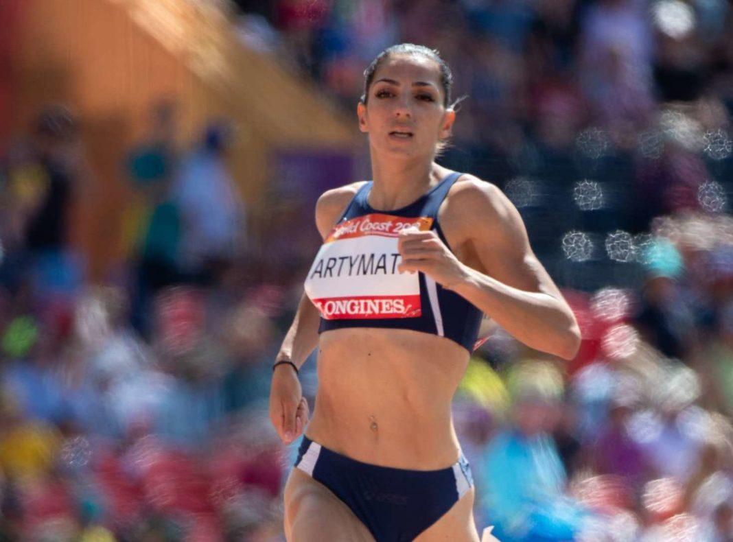 Εξασφάλισε το όριο για το Παγκόσμιο της Ντόχα στα 400μ. η Αρτυματά