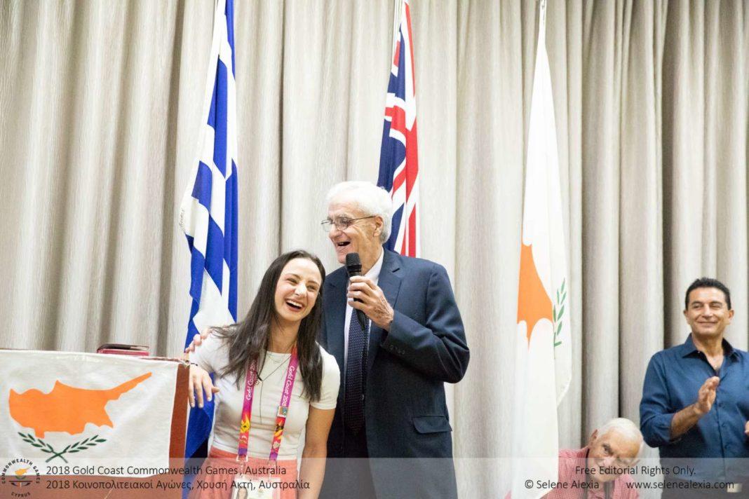 Ν. Μιχαηλίδης: «Το επίπεδο της Κύπρου ανέβηκε φοβερά»