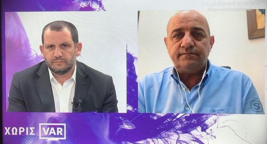 Λοϊζίδης: «Πρέπει 7-8 Μαΐου να αρχίσουν οι προπονήσεις