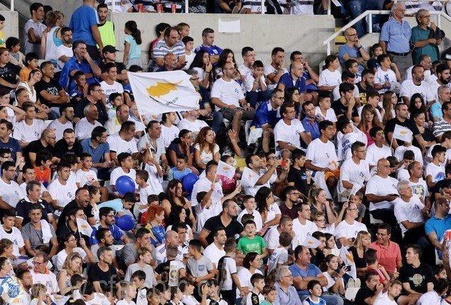 Εισιτήρια για τον αγώνα με την Ελλάδα