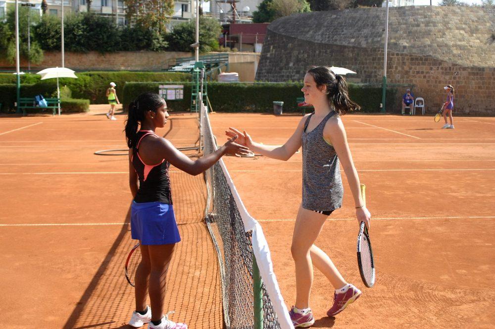 Σε εξέλιξη το Nicosia Tennis Europe Field Club