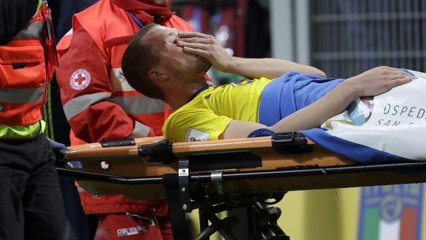 Η συγκλονιστική περιγραφή του Γιόχανσον για τον τραυματισμό του