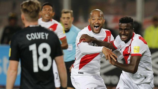 Το Περού πήρε το 32ο και τελευταίο εισιτήριο για την Ρωσία