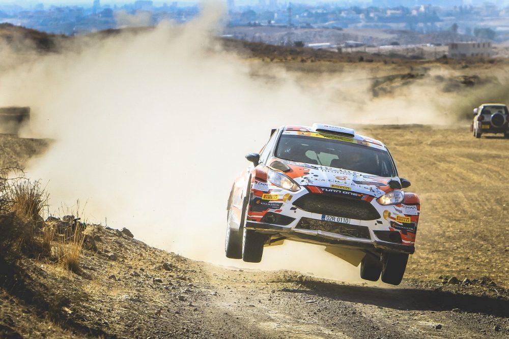 Μια ντουζίνα νίκες για τη Ford στο Ράλι Κύπρος
