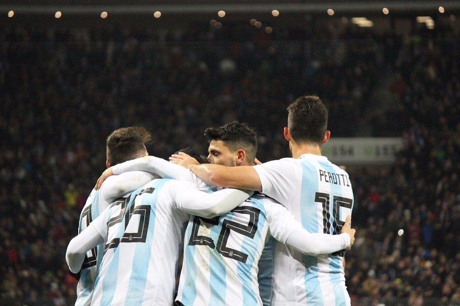Φιλική νίκη για την Αργεντινή