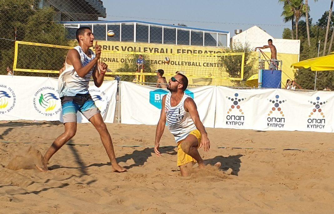 Beach Volley: Οι «big 4» στην οκτάδα του 2ου τουρνουά - Ο β' γύρος στους άνδρες
