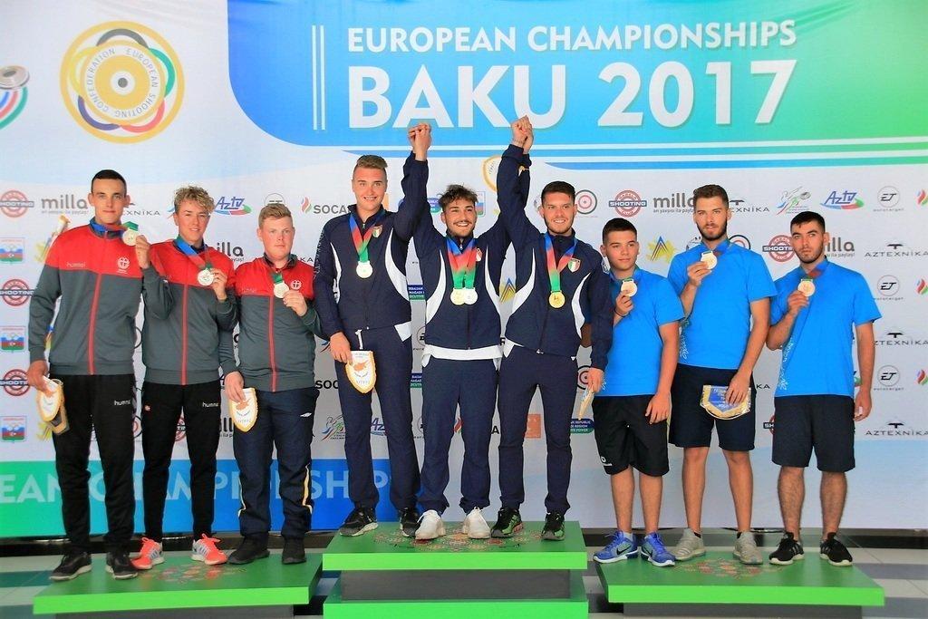 Οι έφηβοι στο σκητ κατέκτησαν το τρίτο μετάλλιο για την Κύπρο!