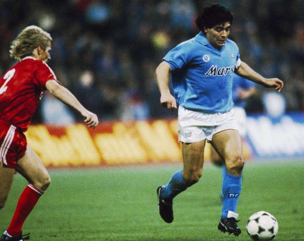 Μαραντόνα: 31 χρόνια από το πιο θρυλικό ζέσταμα στην ιστορία του ποδοσφαίρου (vid)