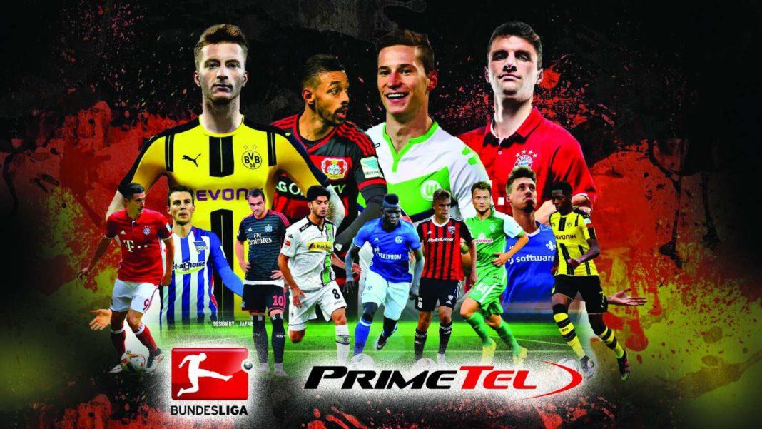 Η Bundesliga στην PrimeTel έως το 2021