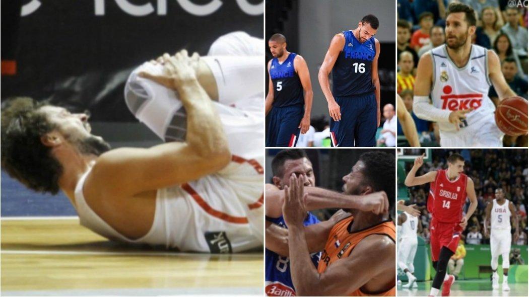 Το Eurobasket των απουσιών