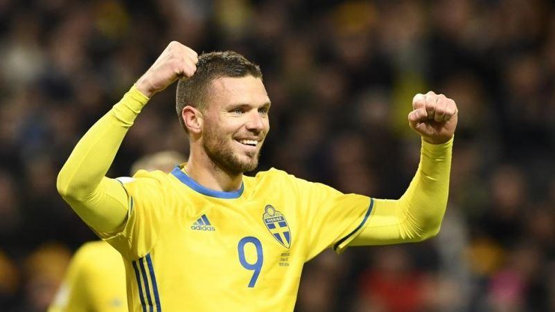 Σουηδία - Εσθονία 1-0: Ο Μπεργκ... ντύθηκε Ζλάταν!