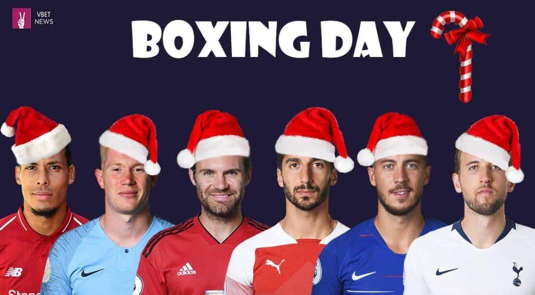 Boxing Day: Δεν ήταν ανέκαθεν συνδεδεμένη με το ποδόσφαιρο