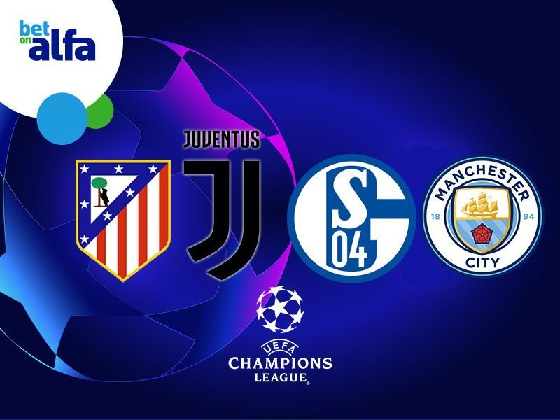 GOAL – GOAL το ATL. MADRID – JUVENTUS; Απόδοση 2.10 στην BET ON ALFA