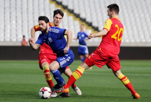 Δοκιμές και νέα πρόσωπα στην ισοπαλία της Εθνικής με το Μαυροβούνιο (pics)
