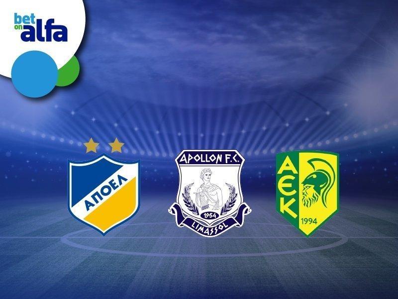 Νέες αποδόσεις της BET ON ALFA για τον πρωταθλητή Κύπρου
