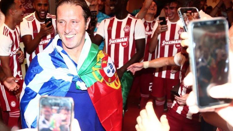 Μαρτίνς στο Canal11: «Στον Ολυμπιακό έχουμε πρότζεκτ για ευρωπαϊκό τελικό»