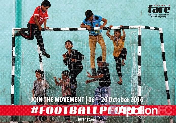 Ο Απόλλων στηρίζει το Football People Action Week