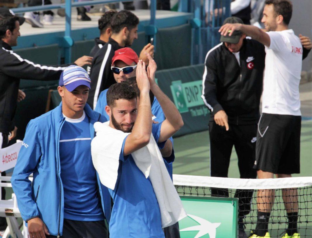 Davis Cup: Το κυπριακό τένις έχει παρόν και μέλλον