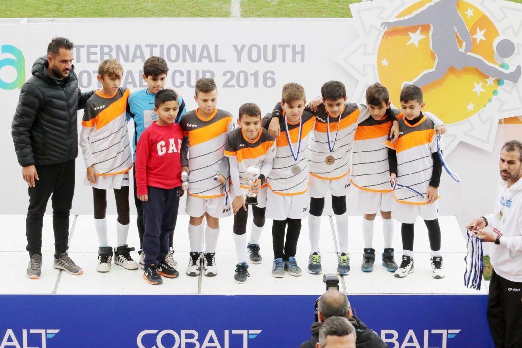 Οι νικητές του Cobalt Nicosia International Cup 2016