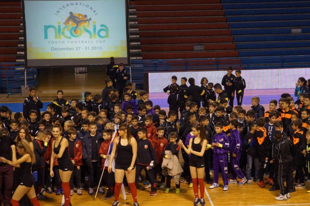 Tελετή έναρξης Cobalt Nicosia International Cup: Άρχισε η προπώληση εισιτηρίων