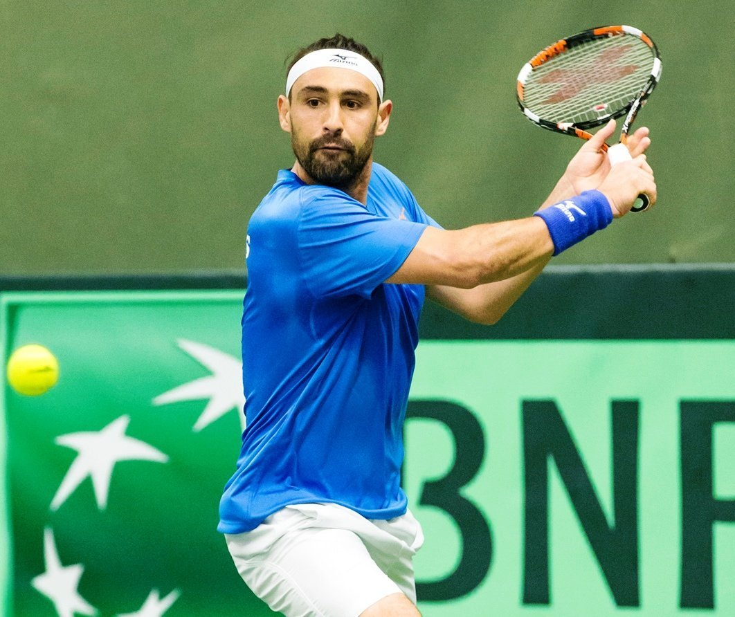 Davis Cup Κύπρος - Τυνησία: Με ενθουσιασμό ο Παγδατής στην προετοιμασία
