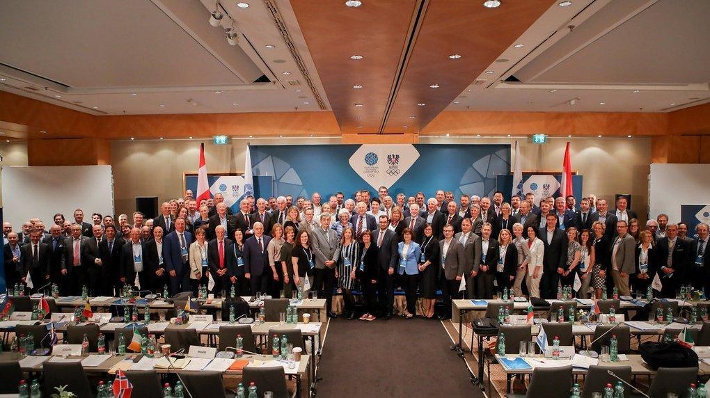 Στο 40ο Σεμινάριο της EOC στη Βιέννη αντιπροσωπεία της ΚΟΕ