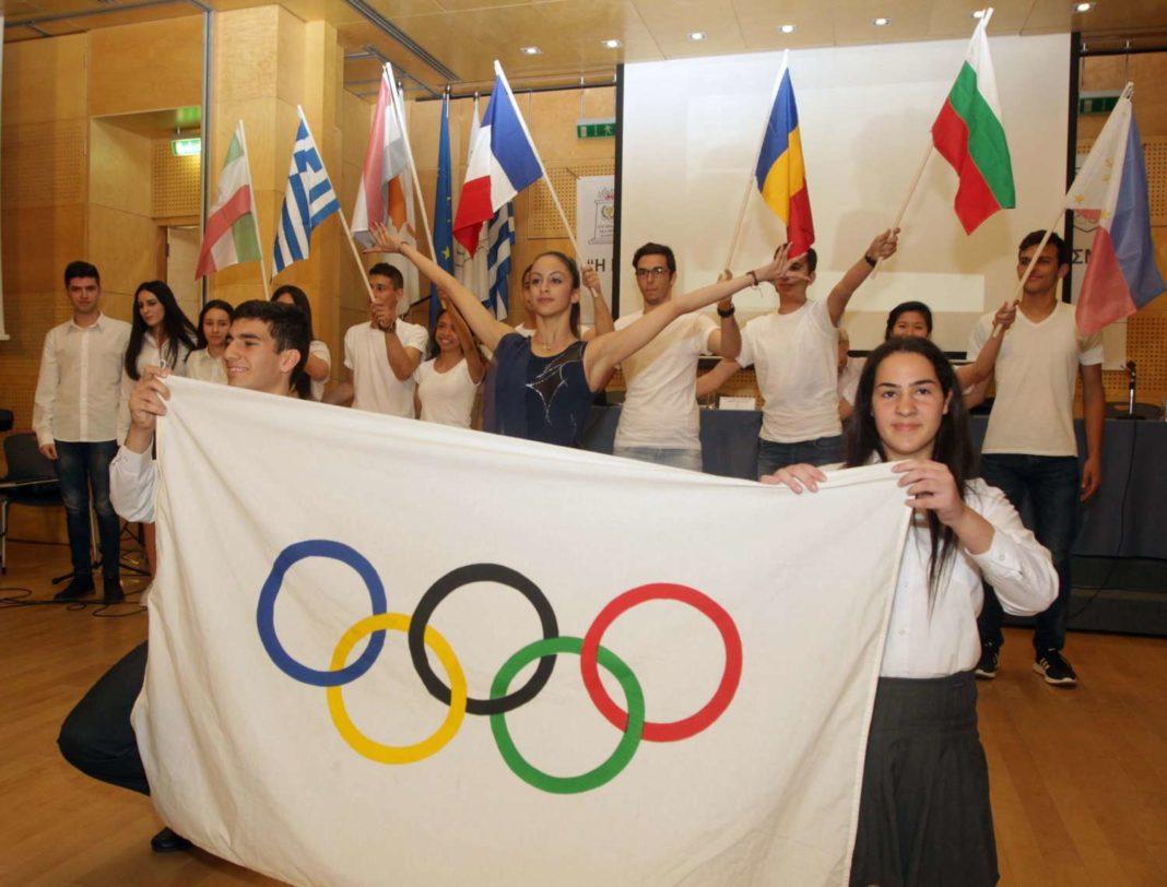 Ολυμπισμός-Εκπαίδευση-Εκεχειρία-Ειρήνη