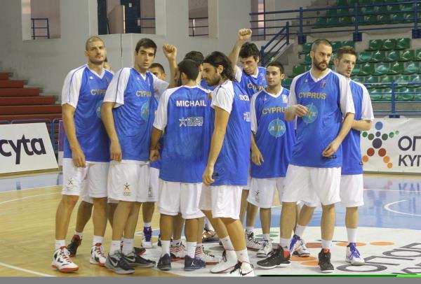 Η κλήση της Εθνικής Ανδρών ενόψει Ευρωμπάσκετ