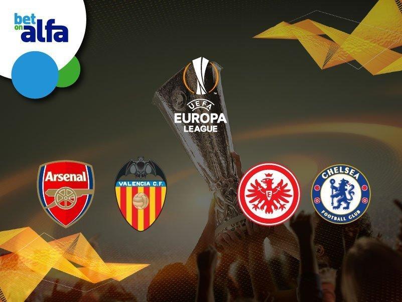 Αγγλικά φαβορί στο Europa League στην BET ON ALFA