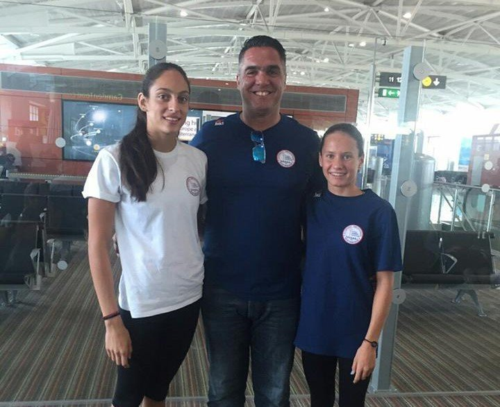 Κολύμπι: Κάλλια και Αλεξάνδρα στα βαθιά