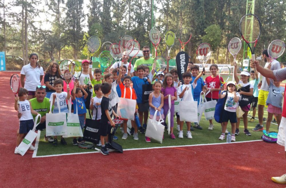 Cardio Tennis στην Ευρωπαϊκή Εβδομάδα Αθλητισμού