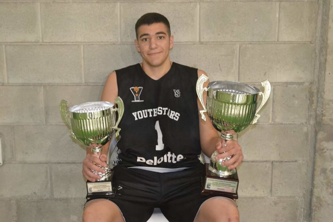 Πρόταση από Ιταλία για τον Νικόλα Λουκά της ακαδημίας μπάσκετ YouthStars
