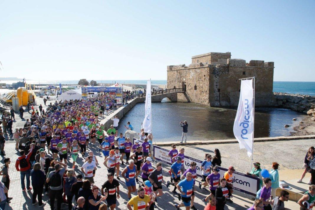 Περιορισμένος αριθμός θέσεων για τον ιστορικότερο Μαραθώνιο της Κύπρου!