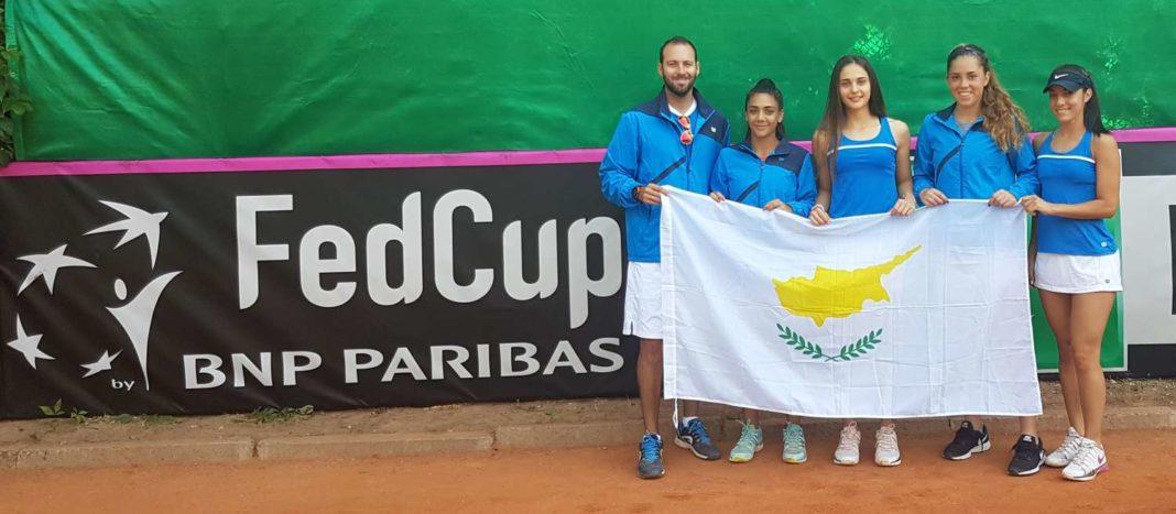 Fed Cup: Η Εθνική Ομάδα ξεκίνησε με νίκη
