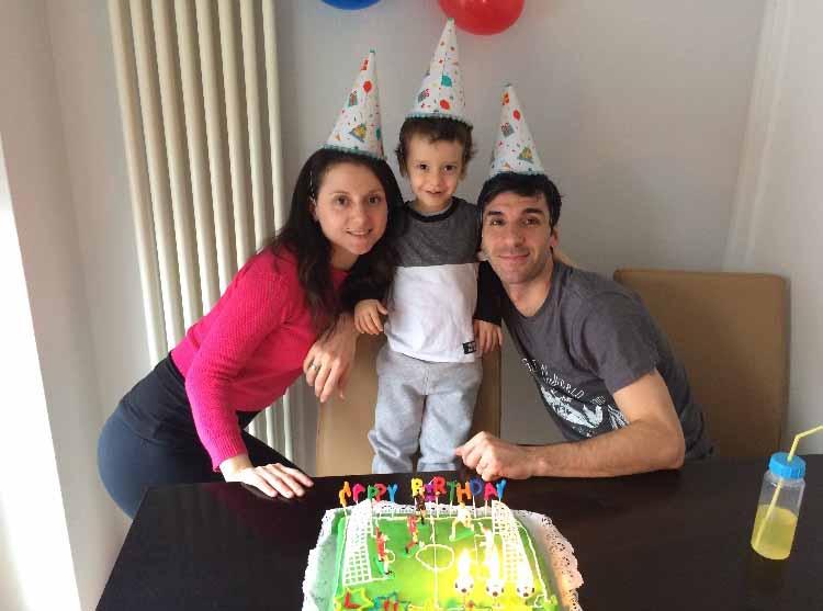 Πέραν των €26.000 για τον αγώνα ζωής του γιου του Φούσκο