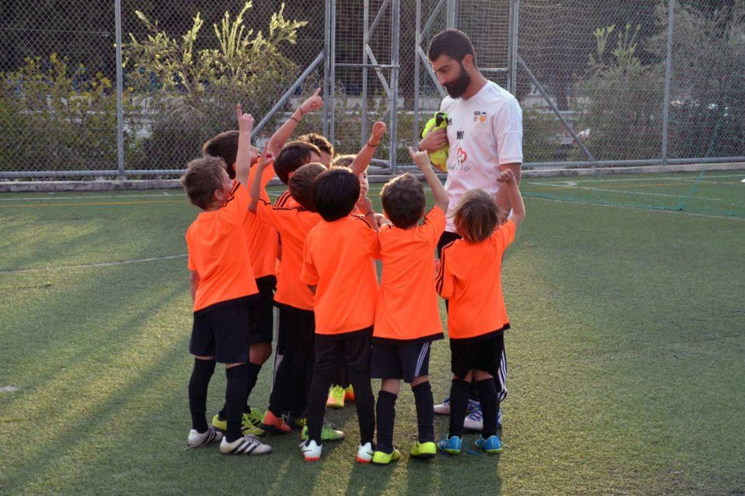 Ισπανική επίσκεψη στην GPS/Valencia CF Cyprus