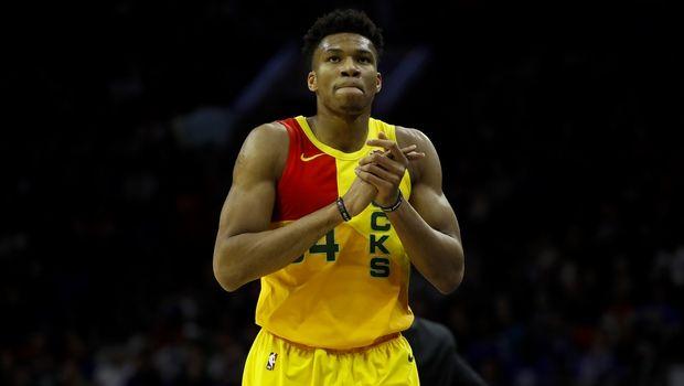 Αντετοκούνμπο: «Όταν έπαιζα στην FIBA