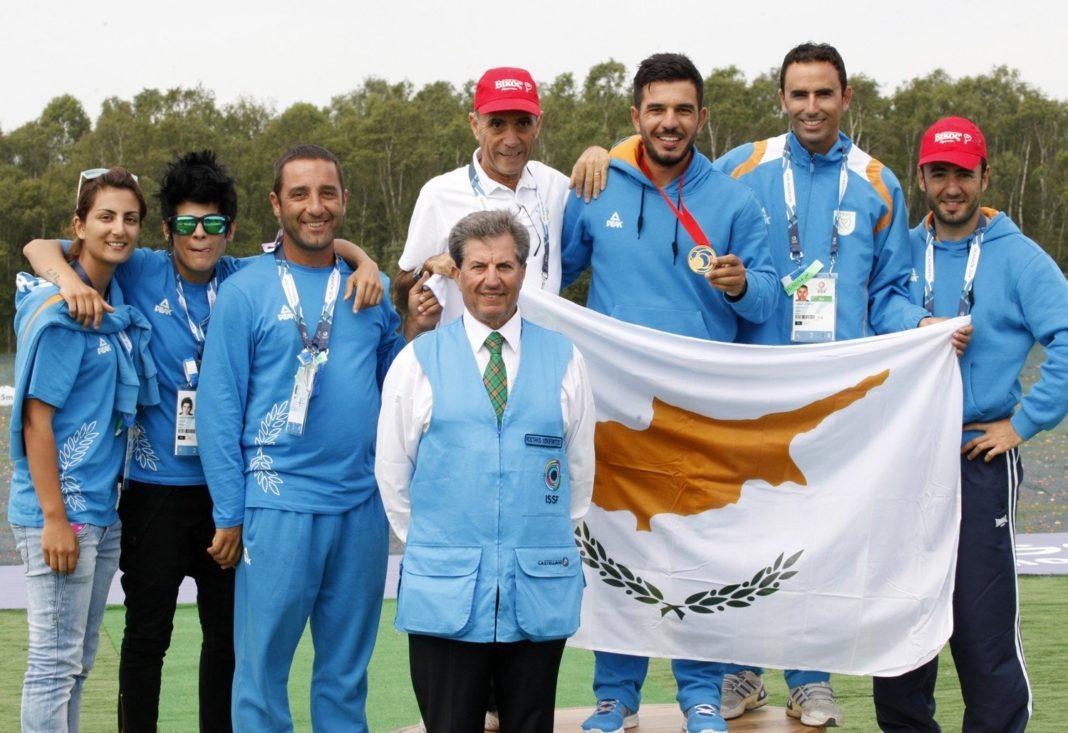 Έτοιμη η κυπριακή αποστολή για το «Gold Coast 2018»
