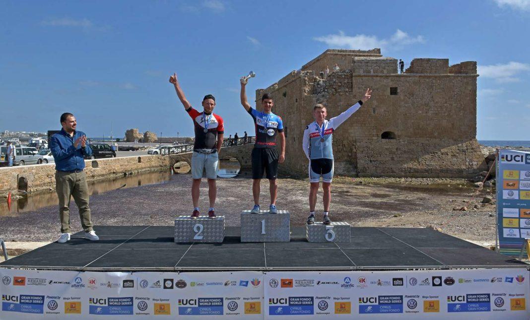 Μεγάλη νίκη του Αντρέα Μιλτιάδη στο Cyprus Gran Fondo by Volkswagen