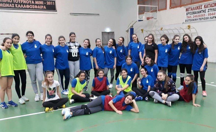 Με τη συμμετοχή 27 κοριτσιών