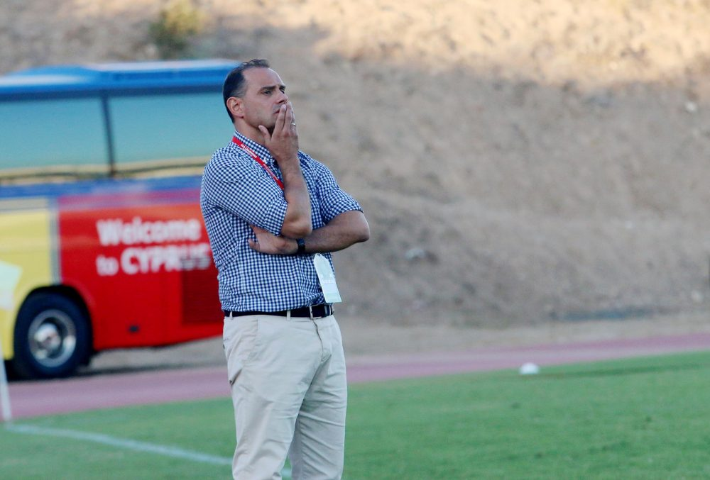 Βεργέτης: «Νίκη που ανήκει και στον προηγούμενο προπονητή»