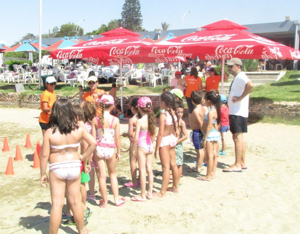 ΑΓΟ: Φεστιβάλ καλοκαιρινών αθλητικών δραστηριοτήτων στη Λάρνακα
