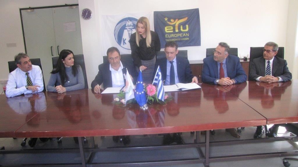 ΚΟΑ - ETU: Yπέγραψαν Μνημόνιο Συνεργασίας